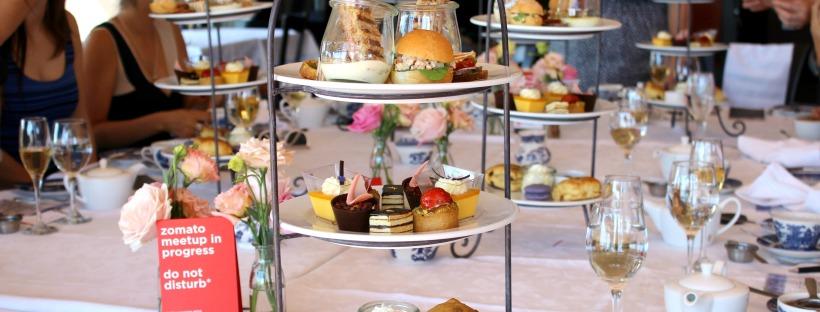 waipuna hotel high tea food auckland