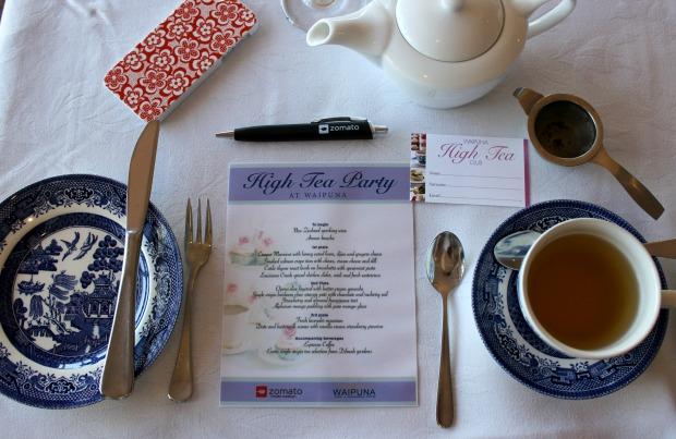 waipuna hotel high tea auckland zomatonz