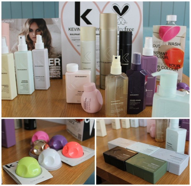 kevin murphy haircare talkbeautynz