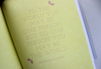 stationery quote motivation kikki.k diary