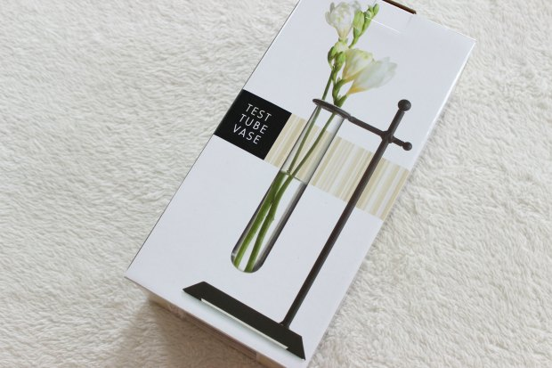 kmart haul home decor test tube vase