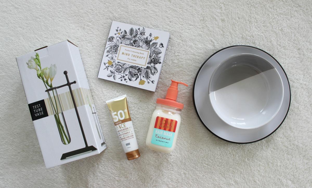 Kmart Home Decor Beauty Book Haul