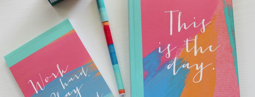 stationery haul kmart notebook pen notepad