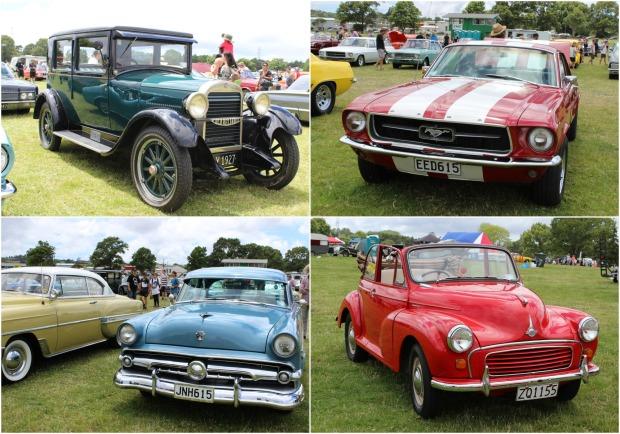 kumeu classic car show auckland