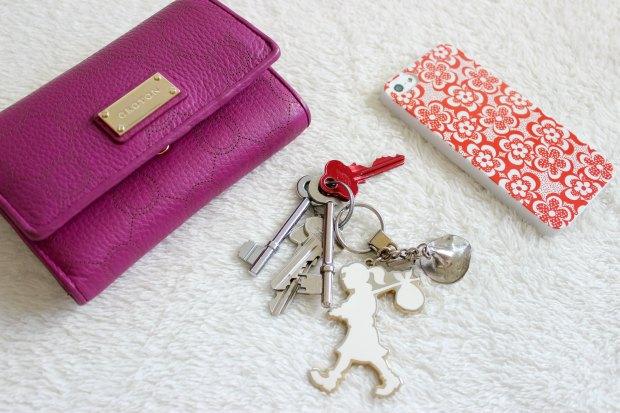 oroton wallet keys karen walker phone case
