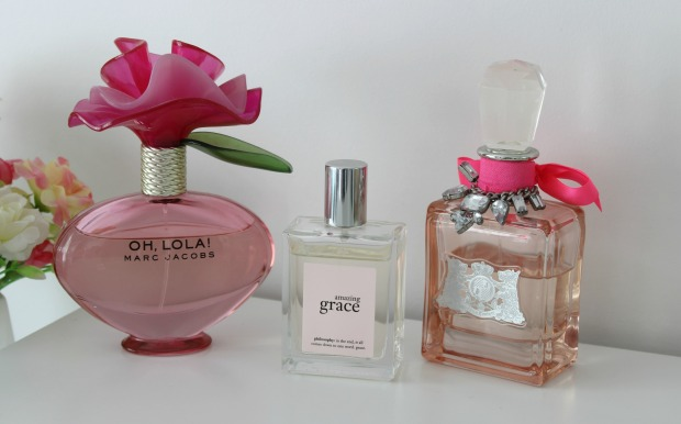 perfume collection marc jacobs philoshopy juice couture