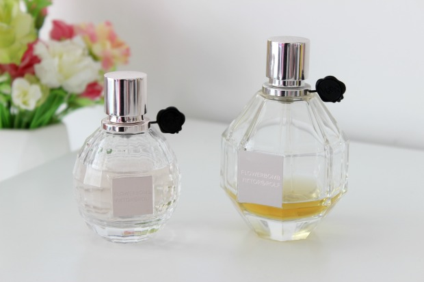 perfume collection viktor rolf flowerbomb