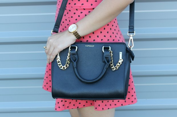asos hearts pinafore topshop bag jewellery