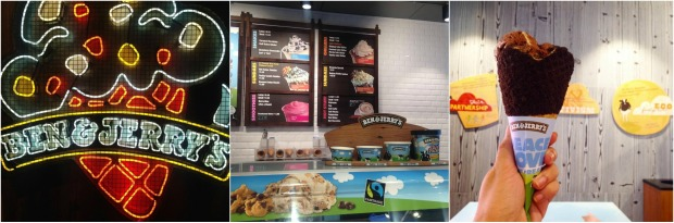 ben & jerry's ice cream auckland