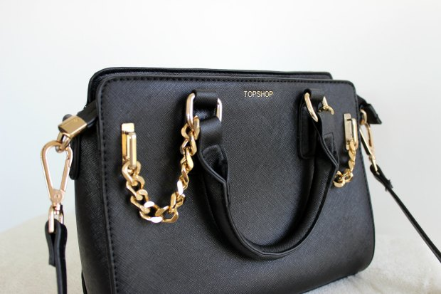 cross body bag topshop haul