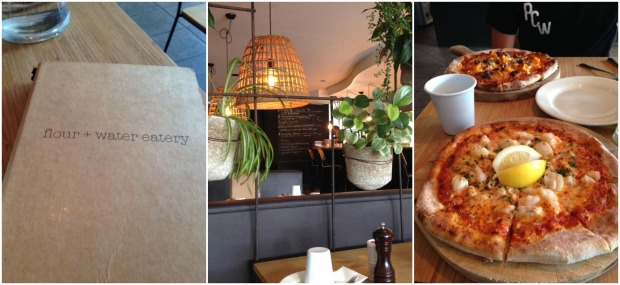 flour + water eatery pizza food pizza