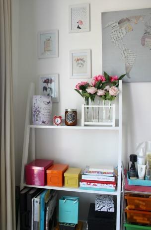 home style room decor shelf wall art