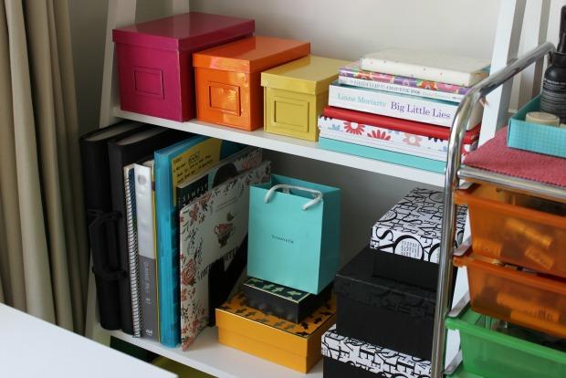 home decor office kmart shelf books