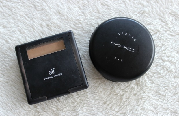 mac studio fix elf pressed powder