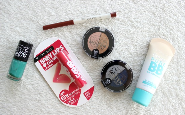 maybelline haul talkbeautynz makeup