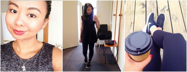 mount maunganui trip selfies ootd outfit