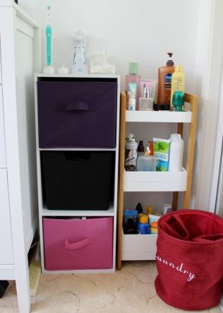 home style room decor storage