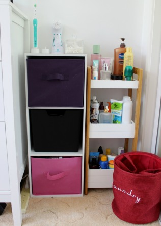 home style room decor storage