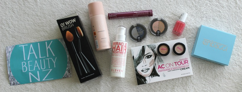 talk beauty nz makeup cosmetics haul