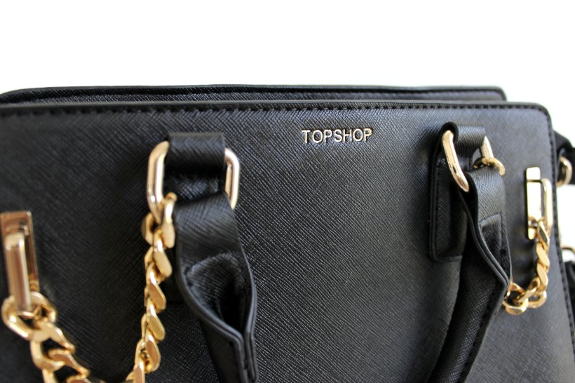 topshop handbag fashion haul bag