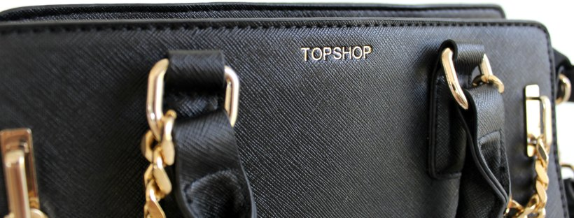 topshop handbag fashion haul bag