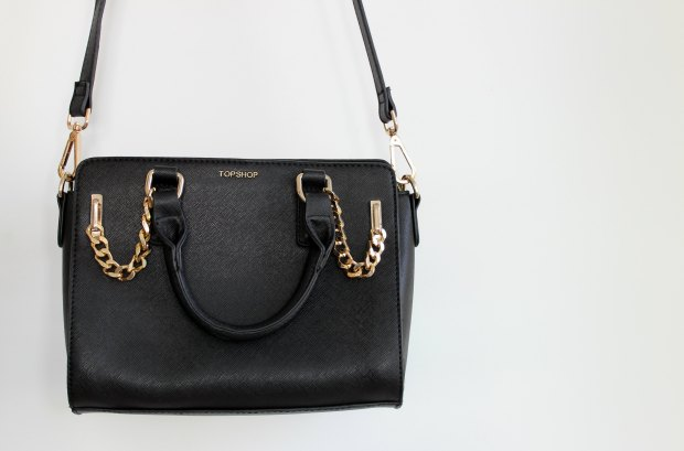 topshop haul cross body bag