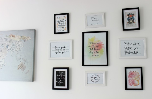 wall art home decor room style quotes motivation inspiration