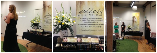 eye of horus cosmetics beauty event goddess makeup