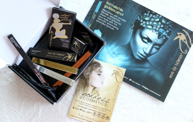 eye of horus goddess cosmetics makeup beauty