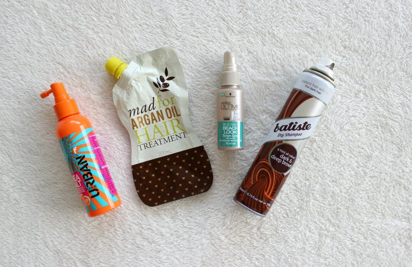 haircare bodycare beauty empties