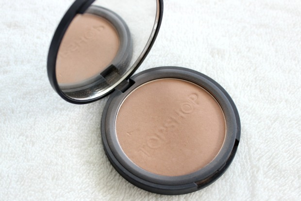 topshop beauty bronzer