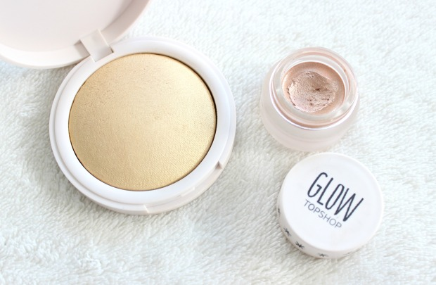 topshop beauty highlighter glow