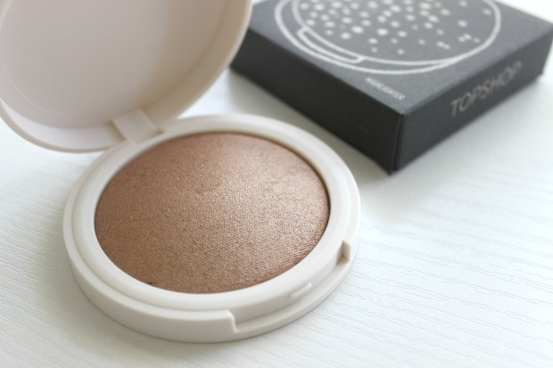 topshop beauty highlighter horizon