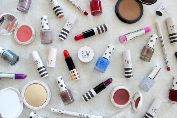 topshop beauty makeup cosmetics