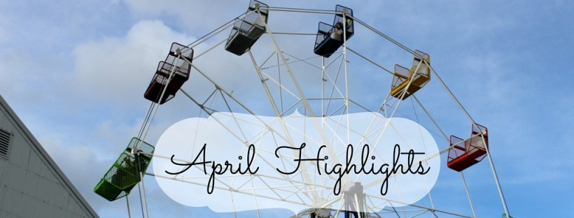 april highlights