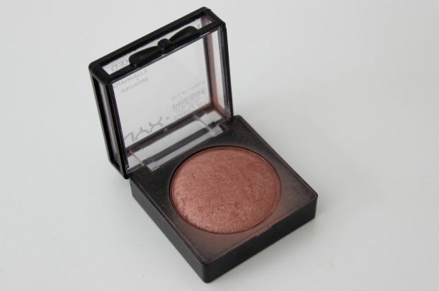 beauty favourites nyx cosmetics baked blush BBL11 CHIFFON