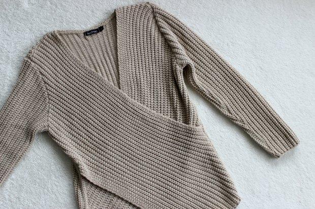 boohoo knit sweater haul
