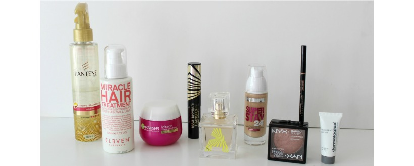 beauty favourites skincare makeup cosmetics haircare