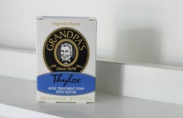 iherb haul grandpa's thylox soap beauty