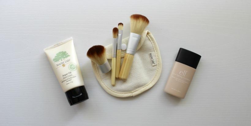 iherb haul makeup beauty