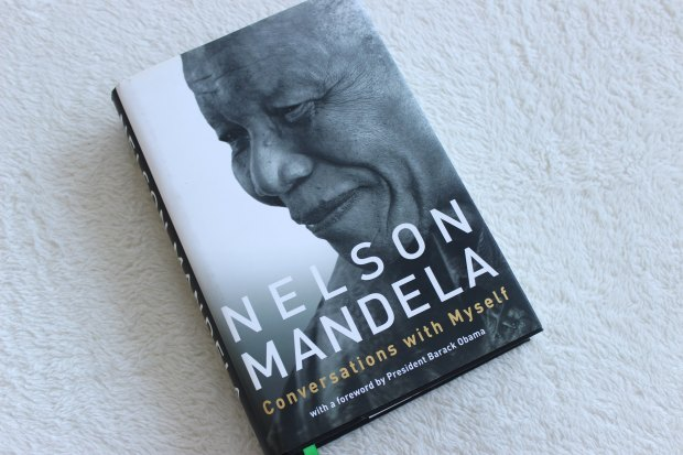thrifting opshopping thrift haul nelson mandela coversations with myself book