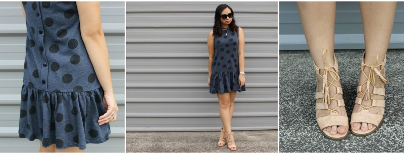 asos dress ootd outfit