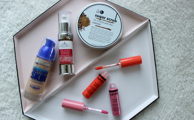beauty review vault haul