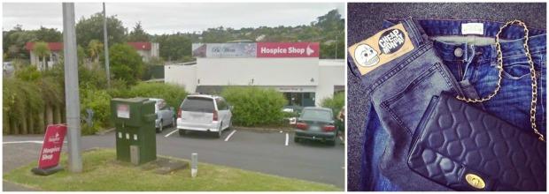 hospice north shore wairau road opshop thrift shop