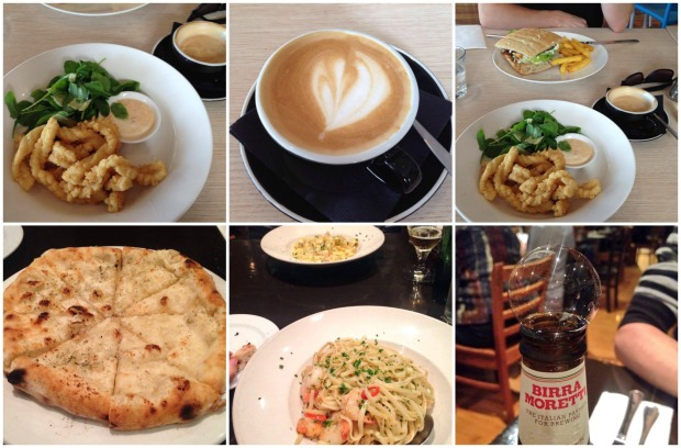 may highlights food cafe italian