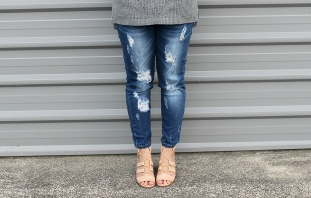 mirrou girlfriend jeans