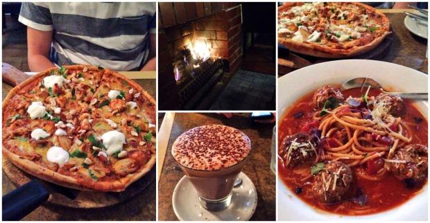 papas pizza auckland restaurant food
