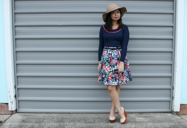 review australia ootd outfit