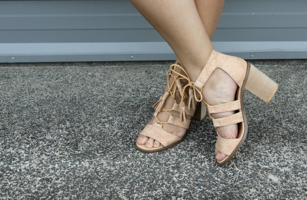 rubi shoes nude heels