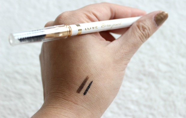 love cosmetics eyeliner brow pencil